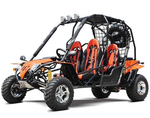 200 Go Kart Big 170cc Go Cart Adult Full Size 4 Seater Dune Buggy - DF200GHA