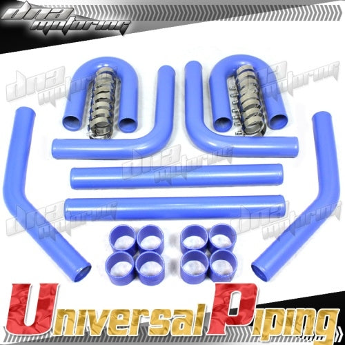Brand New JDM Universal Turbo/Intercooler Piping Silicone/T-Clamp