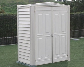 Duramax 5x3 Yardmate Garden Shed with Floor