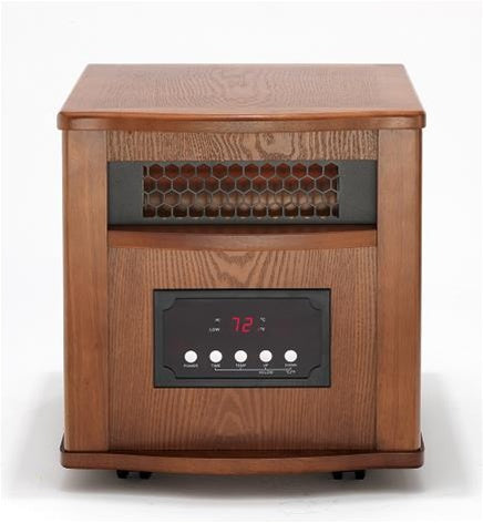 DYNAMIC 1500 INFRARED SPACE HEATER - 24 HOUR SALE!