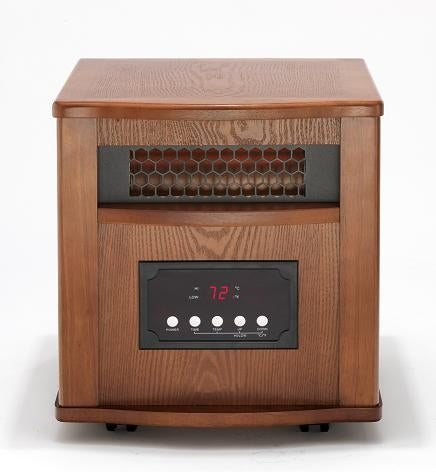 DYNAMIC 1500 INFRARED SPACE HEATER - FREE SHIPPING!
