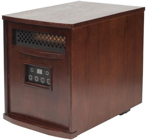 ESSENCE 1500 - Heats Up To 1500 SQ. Feet - INFRARED SPACE HEATER - 24 HOUR SALE! FREE SHIPPING!!