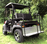 Electric LSV Golf Cart Hybrid Bahama UTV HJS 60v Electric Big Horn EV5 UTV Utility Low Speed Vehicle