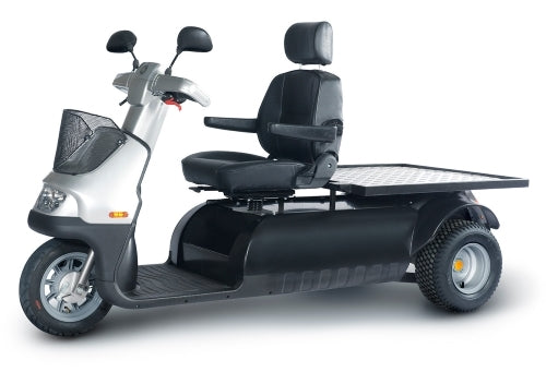 Afiscooter M 3 Wheeled Electric Mobility Scooter - FTM3014