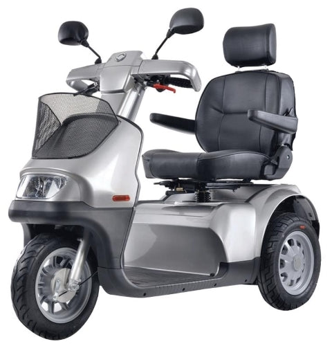 Afiscooter S+ Breeze S 3W Three Wheel Full Size Mobility Scooter - FTS3481