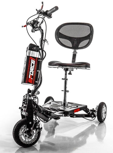 Eforce1 Electric Trike Mobility Scooter w/ Lithium Battery - Model EW-07
