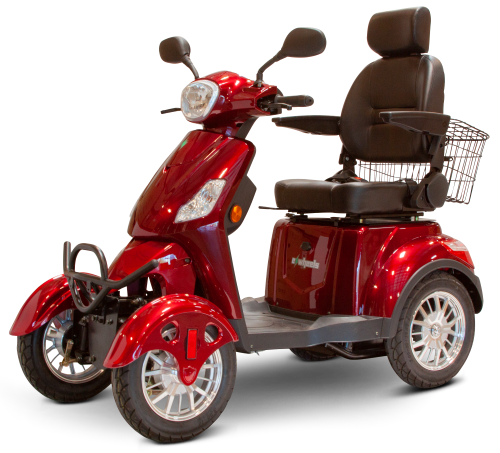 EWheels Electric 4 Wheel Mobility Scooter - EW-46