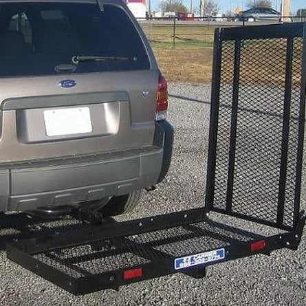 Brand New High Quality Manual Hitch Cargo Carrier