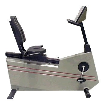 Refurbished Life Fitness 9500R Recumbent Bike