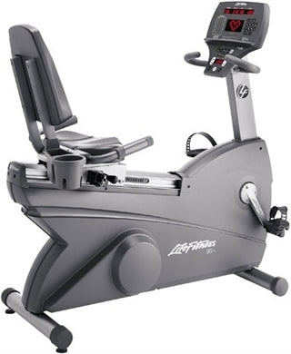 Refurbished Life Fitness 95RI Recumbent Bike