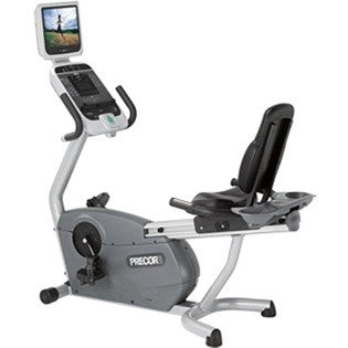 Refurbished Precor C846i-r Experience Series Recumbent Bike