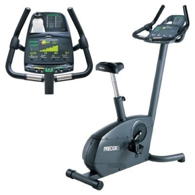 Refurbished Precor c846 Upright Bike v2