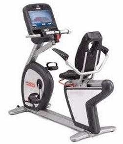 Refurbished Star Trac E-RBE Recumbent Bike