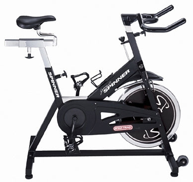Refurbished Spinner Johnny G Upright Bike By Star Trac