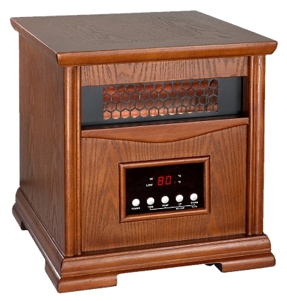 Dynamic 1500 Infrared Space Heater w/ Remote Control