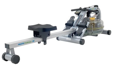 Pacific Challenge Water Rower Fitness Rowing Machine