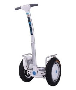 Airwheel S5 Self Balancing Upright Electric Transporter Seg Scooter