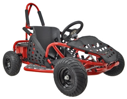 Brand New Youth Go Kart 48v Kids Electric 1000 watt Go Kart