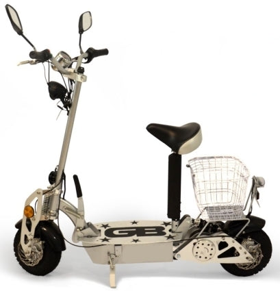 Brand New Badger Stand Up/Sit Down 800 Watt Electric Scooter