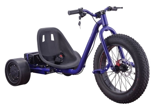 Go-Bowen 900W 36V Electric Drift Trike - Speeds Up to 15 MPH