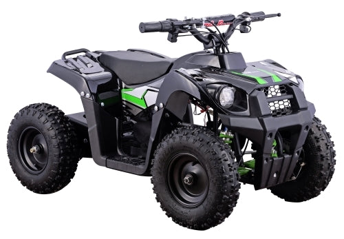 Kids Atv Monster 500 Watt 36 Volt Electric Four Wheeler ATV - Monster 500 Watt