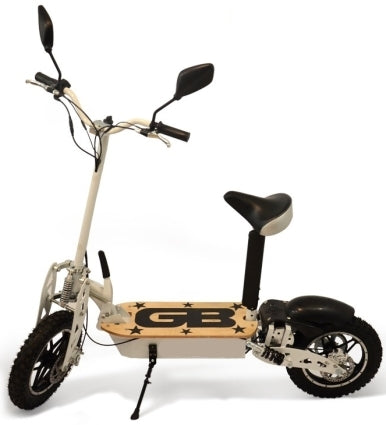 Brand New Caribou Stand Up/Sit Down 1000 Watt Electric Scooter