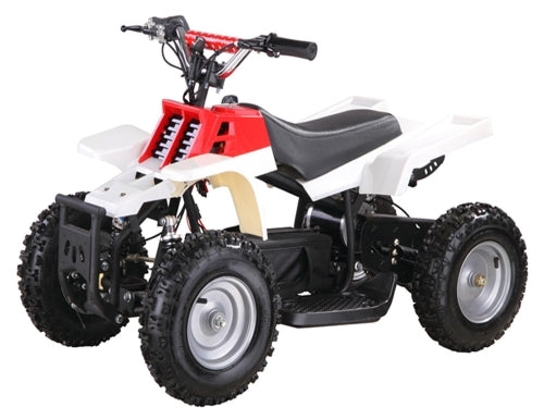Youth Atv SAHARA 350 Watt 24 Volt Electric Four Wheeler ATV