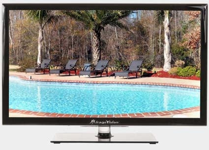 MirageVision Gold Series 22 Inch 1080p TV LED Outdoor HDTV Television