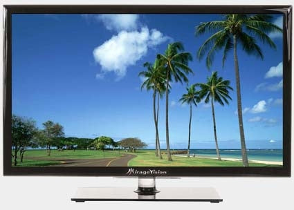MirageVision Diamond Series 32 Inch 1080p TV LED Outdoor Smart HDTV Television