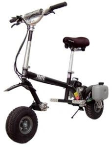 Brand New Go Ped RIOT Gas Powered Scooter