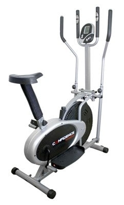 Brand New Fitness PRO 2-in-1 Elliptical Cross Trainer and Bike