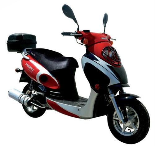 Brand New 50cc 4 Stroke Boom VIP Moped Scooter