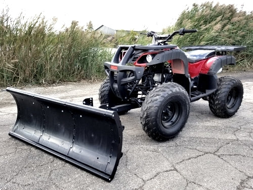 150cc Atv With Snow Plow UTV Utility Vehicle - Snow Blizzard Fully Automatic Atv With Reverse