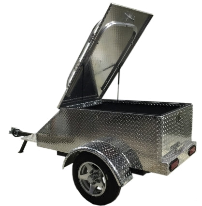 Motorcycle/Car Pull Behind Trailer 60