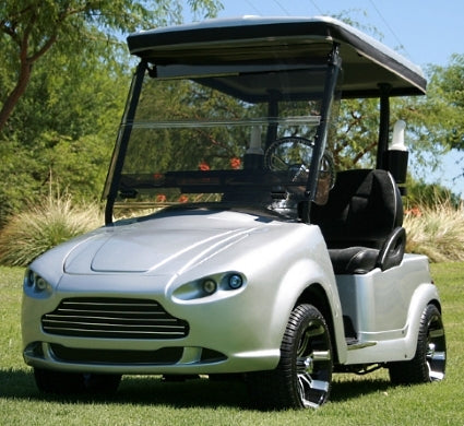 Ashton Club Car Precedent Sports Car Electric Golf Cart