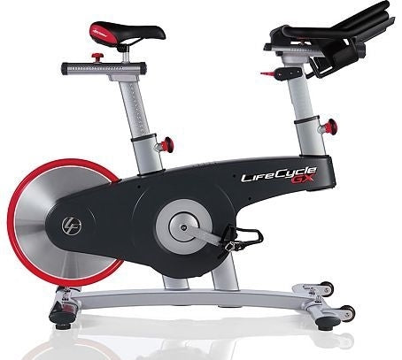 Life Fitness Lifecycle GX Indoor Cycling Bike - Pre-Owned, Extra Clean & Serviced