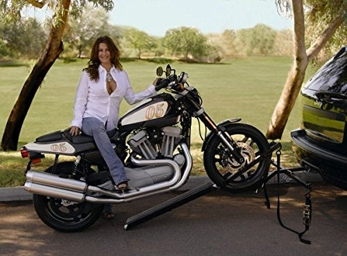 1,200lb Cycle Hitch Motorcycle Pull Trailer - Motorcycle Towing