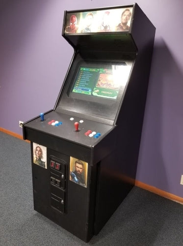 Multicade Arcade Game All In One Arcade Full Size Cabinet With 999 Games