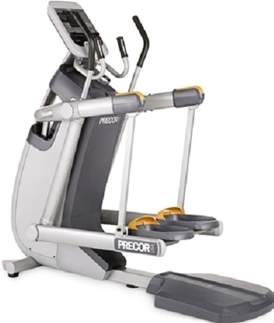 Precor AMT 100i Adaptive Motion Elliptical Trainer Scratch & Dent Model (Pre-Owned, Extra Clean & Serviced)