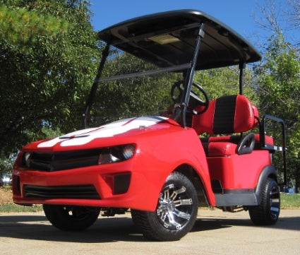 Electric Golf Cart Rally Sports Car Club Car Electric Golf Cart