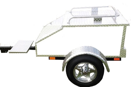 Motorcycle/Car Pull Behind Trailer 48