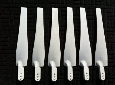 Blades for 400W Wind Turbine Generators WG400, WG400N, WG400X