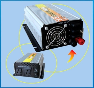 600 Watt Wind Power Inverter (12 Volt)