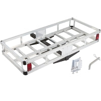Brand New Aluminum Hitch Cargo Carrier
