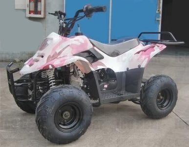 110cc Four Wheeler Spider SE Pink Limited Edition ATV