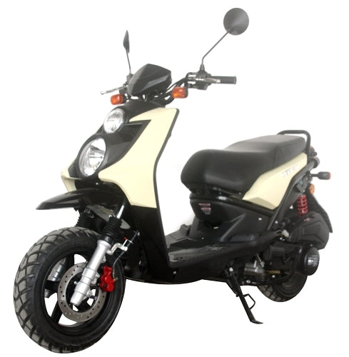 150cc Vision 4 Stroke Fully Automatic Moped Scooter - PMZ150-17