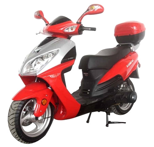 150cc Air Cooled 4 Stroke Moped Scooter - PMZ150-3C