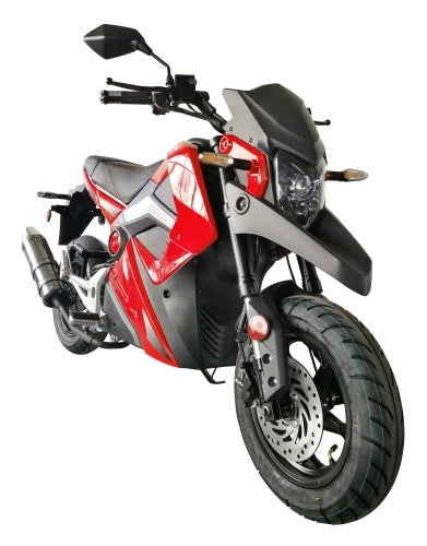 49cc Motorcycle 4 Stroke Moped Scooter - EVADER 50 - Fully Automatic