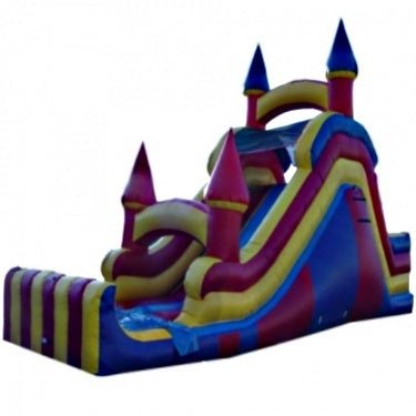 Commercial Grade Inflatable Castle Slide