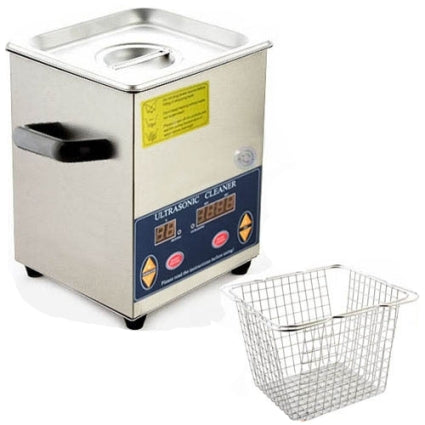 Brand New 2L Professional Industrial Steel Digital Ultrasonic Cleaner w/Timer & Heater